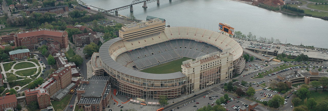 Neyland Stadium Skybox Knoxville, Tennessee