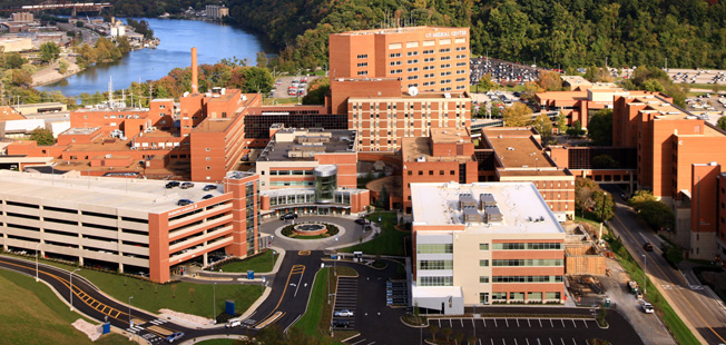 UT Hospital Knoxville, Tennessee